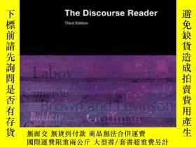 二手書博民逛書店The罕見Discourse ReaderY255562 Ada