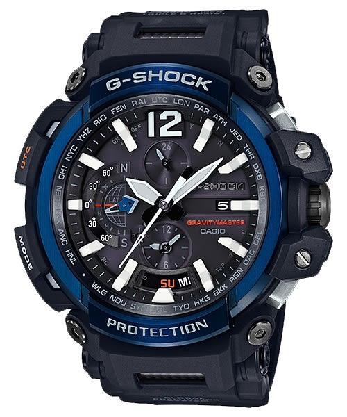 【CASIO宏崑時計】CASIO卡西歐G-SHOCK GPS電波錶飛行錶GPW-2000-1A2分期零利率 台灣卡西歐保固一年