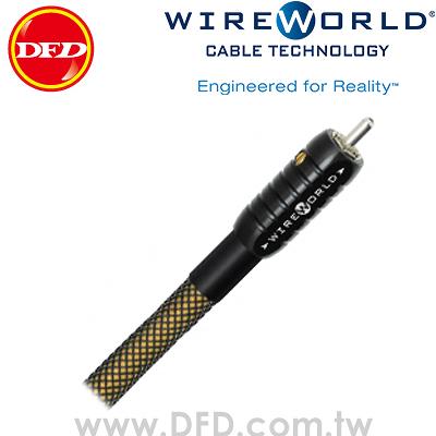 WIREWORLD GOLD ECLIPSE 7 金蝕 1.0M RCA 音源訊號線 原廠公司貨
