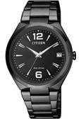 【分期0利率】星辰錶 CITIZEN 光動能 34.8mm 原廠公司貨 FE6025-52E 全黑鋼帶