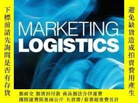 二手書博民逛書店Marketing罕見Logistics, Second Edi
