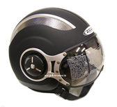 ZEUS瑞獅安全帽,ZS218,素色/消光黑