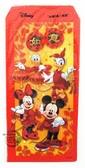 【金玉堂文具】迪士尼 Disney 暢銷米老鼠版權紅包袋5入 DIE25-1 如意