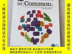 二手書博民逛書店English罕見in Common 4B Split: Stu