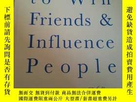 二手書博民逛書店How罕見to Win Friends&Influence Pe