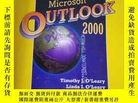 二手書博民逛書店O Leary罕見Series: Outlook 2000Y15