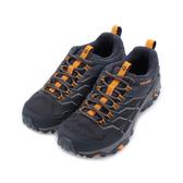 MERRELL MOAB FST 2 GORE-TEX 多功能運動鞋 灰/橘黃 ML46625 男鞋