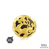 點睛品 Charme XL文化祝福 四神獸-青龍 黃金串珠
