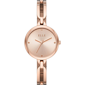【ELLE】/手鍊式簡約腕錶(男錶 女錶 Watch)/ELL21014/台灣總代理原廠公司貨兩年保固