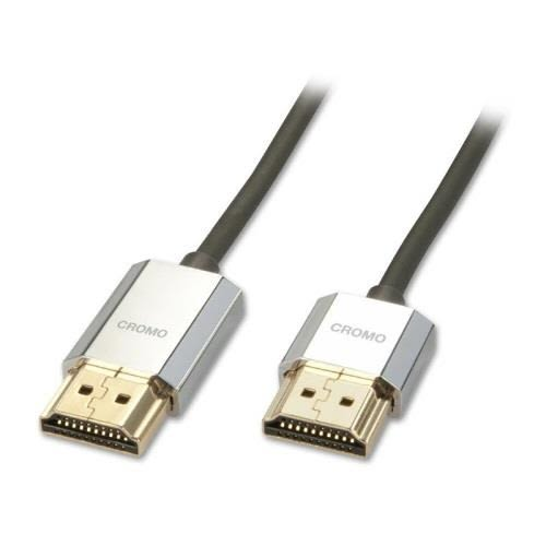 LINDY 鉻系列HDMI 2.0連接線 4.5米 41676