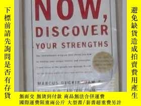 二手書博民逛書店英文原版罕見Now, Discover Your Strengt
