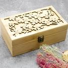 新款竹制雕花多功能精油收納木盒精油實木竹盒do特瑞高檔竹木盒 小時光生活館