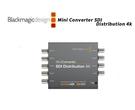 【EC數位】Blackmagic 黑魔法 Mini Converter SDI Distribution 4K 迷你轉換器