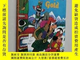 二手書博民逛書店FOOL`S罕見GOLD(外文原版 請看圖)彩圖版Y25446