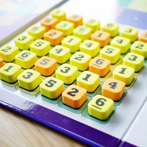 益智桌遊 磁性數獨游戲棋四六九宮格數獨 兒童桌游益智游戲玩具 黛尼時尚精品