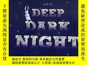 二手書博民逛書店Small罕見blue and deep dark nightY445703 Jon davis Hmhco