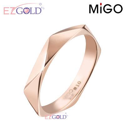 MiGO鋼飾♥飛舞♥鋼飾戒指(女)