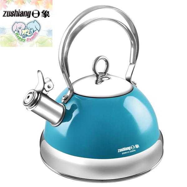 日象 ZONK-01-25SPB 典藏不鏽鋼2.5L鳴笛壺 1入