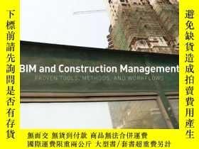 二手書博民逛書店Bim罕見And Construction ManagementY256260 Brad Hardin Syb