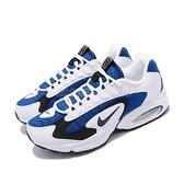 Nike 休閒鞋 Air Max Triax 白 藍 男鞋 運動鞋 復古慢跑鞋 【ACS】 CD2053-106