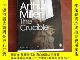 二手書博民逛書店The罕見Crucible:A Play in Four Acts (Penguin Modern Classic