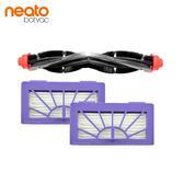 【美國 Neato】Robotics XV系列專用寵物版 HEPA濾網套件組