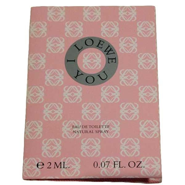 Loewe  I Loewe You 甜心飛吻 2ml【七三七香水精品坊】