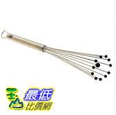 [103美國直購] 攪拌器  WMF 1873016030 Profi Plus Ball Whisk Stainless Steel With Silicone Balls 12 1/2 New