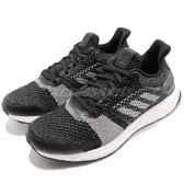 adidas 慢跑鞋 UltraBOOST ST W 黑 白 灰 女鞋 運動鞋 【PUMP306】 BB6482