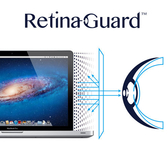 RetinaGuard 視網盾 Macbook Pro 15吋 眼睛防護 防藍光保護膜 (適用 2008 ~ 2012.06 機型)