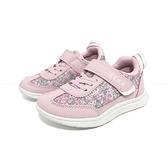 《7+1童鞋》中童 日本IFME 機能輕量 運動鞋 D496 粉色