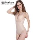 產後連體塑身衣塑形無痕提臀美體收腹內衣超薄束身衣歐美【MS_SL368】