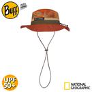 【BUFF 西班牙 可收納圓盤帽《 國家地理頻道-鐵鏽遊牧》】122618/休閒帽/遮陽帽/防曬帽