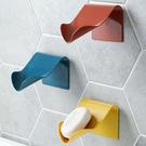 壁掛式 免打孔三角肥皂架 肥皂架 瀝水架 置物架 肥皂盒 香皂架 菜瓜布收納架 【RS1271】