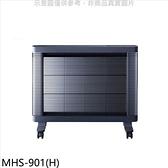 日本INTERCENTRAL【MHS-901(H)】遠紅外線健康暖房照護機電暖器