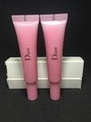 Dior 迪奧 粉漾護唇精華12ML #001 PINK 百貨專櫃正貨無盒裝 (員工福利品)