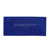 Nike 毛巾 Solid Core Towel 藍 黑 運動毛巾 純棉 盒裝 【PUMP306】 N100154145-8NS
