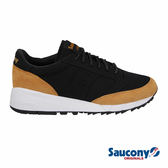 SAUCONY JAZZ 91 經典復古鞋款-黑x棕