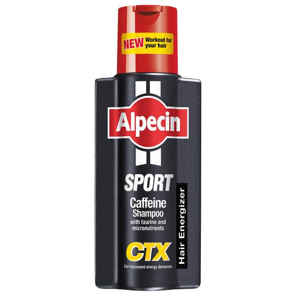 Alpecin CTX 運動型咖啡因洗髮露 250ml/瓶◆德瑞健康家◆