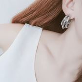 耳環 復古 鏤空 圈圈款 簡約 百搭 氣質 耳釘 耳環【DD1807069】 icoca  10/04