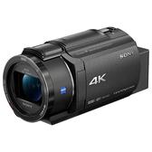 送電池+讀卡機+大吹球清潔組+旅行三件收納袋 24期零利率 SONY FDR-AX43 AX43 4K攝影機 公司貨