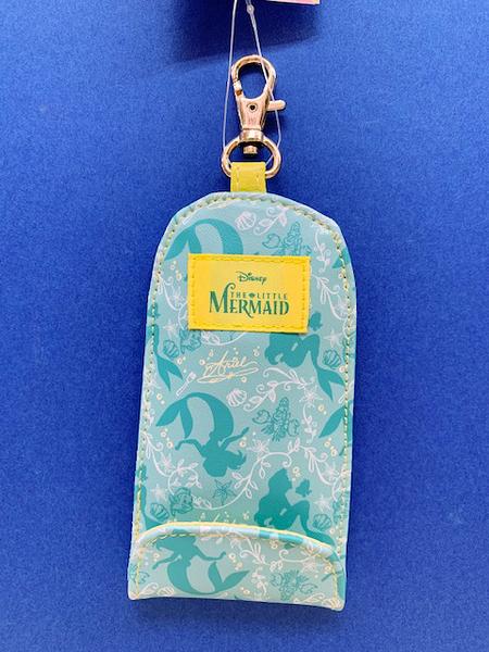 【震撼精品百貨】The Little Mermaid Ariel_小美人魚愛麗兒~伸縮鑰匙包#07340