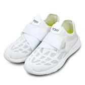 LIKA夢 PONY 輕量透氣休閒慢跑鞋 SPLASH X系列 白 72W1SP61RW 女