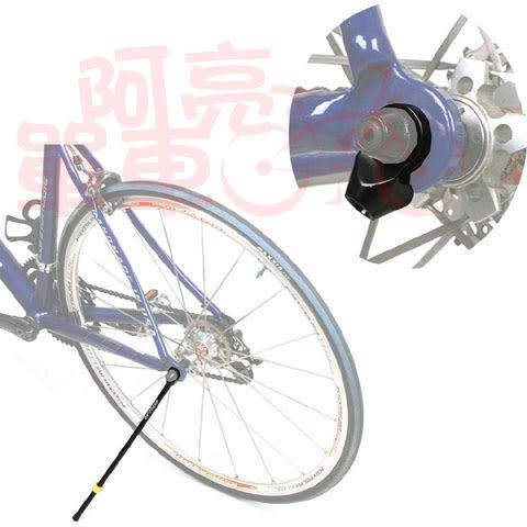 *阿亮單車*Top gear 自行車快拆型側腳架,可折疊收納,黑色《B84-123》