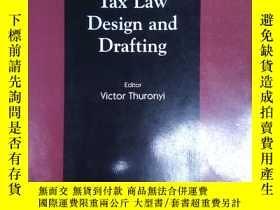 二手書博民逛書店Tax罕見Law Design and Drafting 1 英