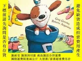 二手書博民逛書店Dog罕見in Boots-穿靴子的狗Y346464 Greg Gormley Published by Sc