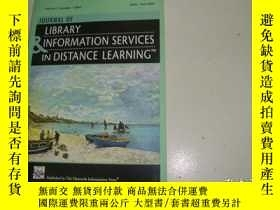 二手書博民逛書店JOURNAL罕見OF INFORMATION SERVICES