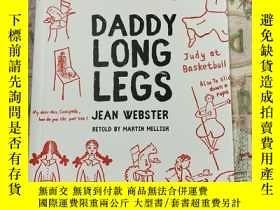 二手書博民逛書店DADDY罕見LONG LEGS 長腿叔叔Y462020 簡韋伯斯特 世界知識出版社 出版2018
