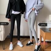 內搭褲 高腰彈力打底褲女秋季新款韓版修身顯瘦褲子學生內搭外穿長褲 3色