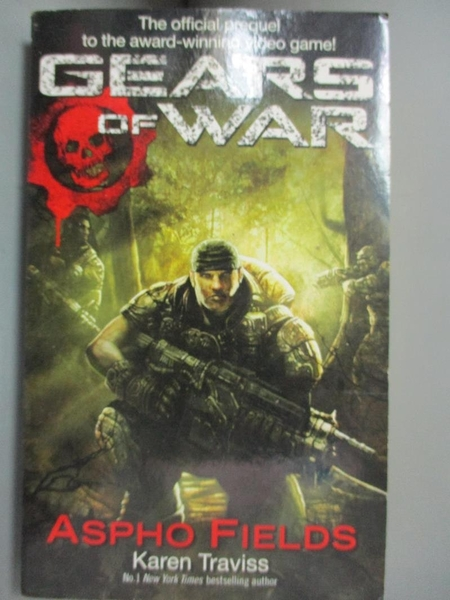 【書寶二手書T1/原文小說_NOT】Gears Of War: Aspho Fields_Karen Traviss